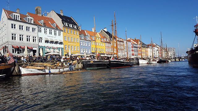 Nyhavn, meaning