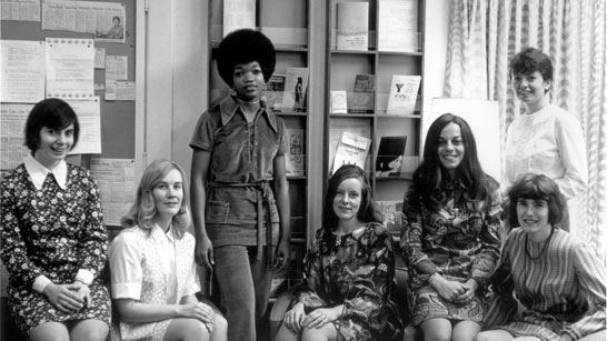 Center for the Continuing Education of Women scholarship winners, 1971