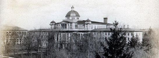University Hall ca. 1906