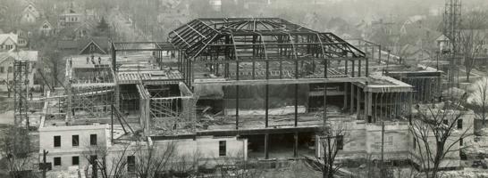 Rackham Building 1936