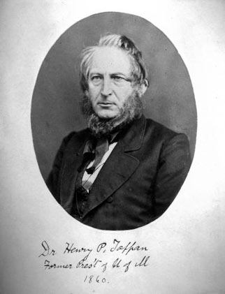 photo of Henry Tappan