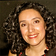 A picture of Ingrid Sánchez Tapia