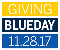 Giving Blueday 11-28/2017