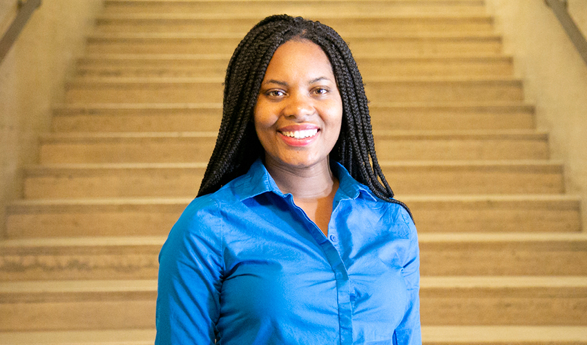 Jallicia Jolly, Ph.D. Candidate, American Culture