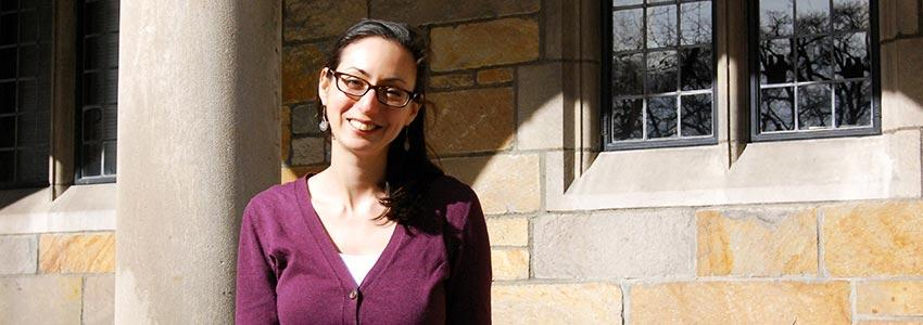 Sarah Gutin, Ph.D. Student, Health Behavior and Health Education, Rackham Merit Fellowship, Rackham Summer Award, Rackham Research Award